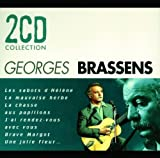 Coffret 2 CD : Georges Brassens