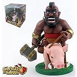 Figura de acción: Clash of Clans Hog Rider(Montapuercos) Action Figure 5.7 Inch