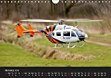 Scale Helicopters / UK-Version (Wall Calendar 2019 DIN A4 Landscape): Scale Helicopters shot in flight (Monthly calendar, 14 pages ) (Calvendo Hobbies)