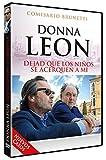 Donna Leon: Dejad que los Niños se Acerquen a Mí (Lasset die Kinder zu mir Kommen) 2010 [DVD]