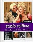 Studio coiffure: 50 modèles pour le théâtre et le cinéma. Une référence pour les coiffeurs stylistes, acteurs, mannequins, photographes, metteurs en scène, directeurs artistiques....