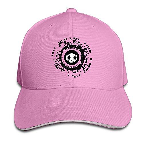 teenmax-casquette-de-baseball-homme-rose-taille-unique