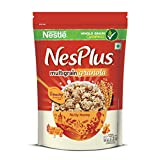 #2: Nestle NesPlus Breakfast Cereal, Multigrain Granola – Nutty Honey, 235 Grams