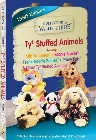 Ty Plush Animals: Collector's Value Guide: Secondary Market Price Guide and Collector Handbook by Collectors Publishing Co (September 19,1998)