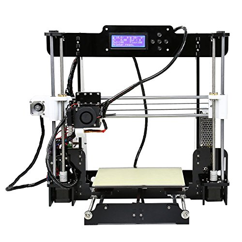 Anet A8 3D Printer with High Accuracy Self Assembly DIY Kit