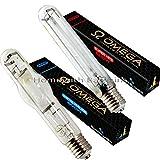 600w GROW (Metal Halide.MH) & FLOWER (Super HPS.Son-T) Spectrum Lamp E40 Screw fitting Hydroponics