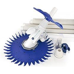 Manufacturas Gre 90397 - Limpiafondos automático de aspiración de membrana compatible con bombas a partir de 0,5 CV