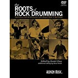 Hudson Music Limited Edition Roots of Rock Drumming Book/DVD Signed by Steve Smith