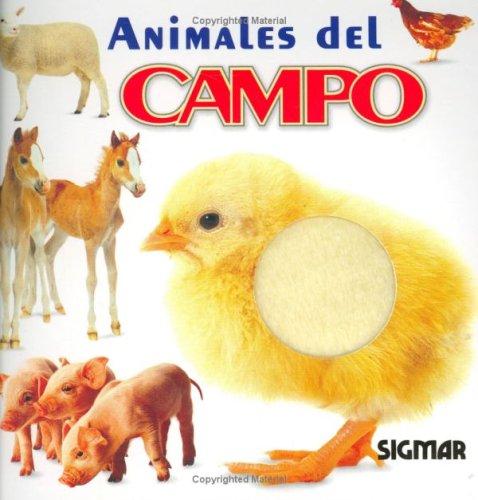 Animales Del Campo/farm Animals (CARICIAS) por Paula Vera