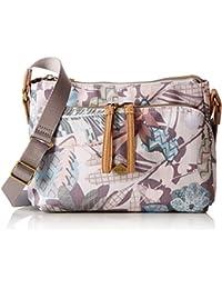 Oilily Botanic Pop S Shoulder Bag Oyster White