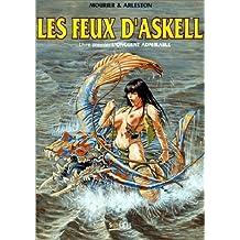 Les Feux d'Askell, tome 1 : L'onguent admirable de Scotch Arleston (1 mars 2000) Relié
