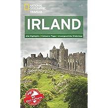 National Geographic Traveler Irland mit Maxi-Faltkarte