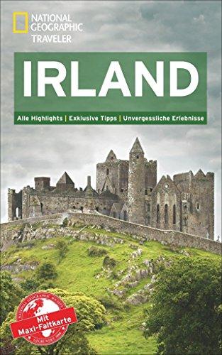 Haar-maxi (National Geographic Traveler Irland mit Maxi-Faltkarte)