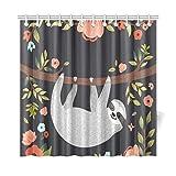 Best Croscill cortina de la ducha - AGIRL Decoración del hogar Cortina de baño Hello Review