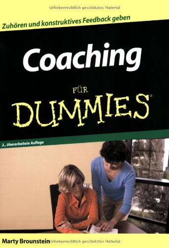 Coaching für Dummies