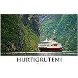 Hurtigruten 2016 - Postschiffe / Norwegen - Bildkalender XXL (68 x 46) - Landschaftskalender - Naturkalender