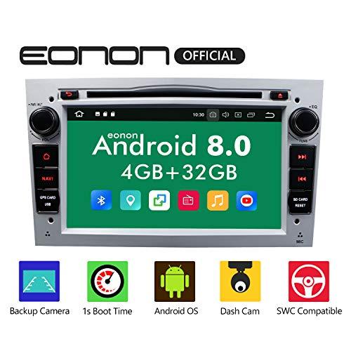 Eonon Android 8 fit Antara Astra Corsa Meriva Vectra Zafira 17 78cm 7