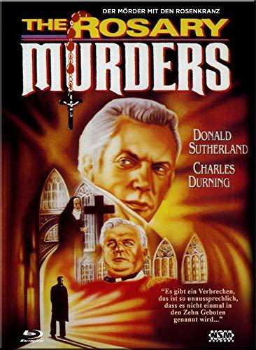 Der Mörder mit dem Rosenkranz [Blu-Ray+DVD] - uncut - limitiertes Mediabook Cover C