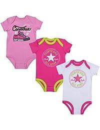 SMARTYPANTS Baby M/ädchen Unterhemd wei/ß wei/ß 0-24 Monate