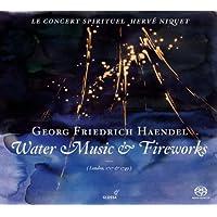 Handel: Water Music & Fireworks (Le Concert Spirituel / Herve Niquet)