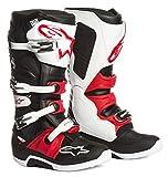 Alpinestars Motocross-Stiefel Tech 7 Rot Gr. 43