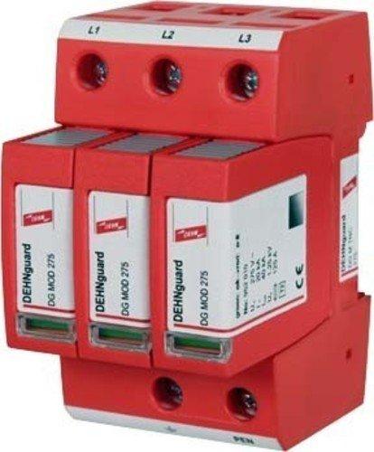 Dehn+Söhne 952300 ÜS-Ableiter DEHNguard DG M TNC 275 230/400V,IP20,Typ2 Überspannungsableiter für Energietechnik/Stromversorgung 4013364108431