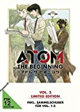 Atom the Beginning Vol.3 - Limited Edition  (inkl. Sammelschuber für Vol.1-3)