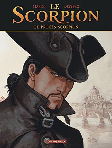 Le Scorpion - albums spéciaux - tome 1 - Le Procès Scorpion - réédition