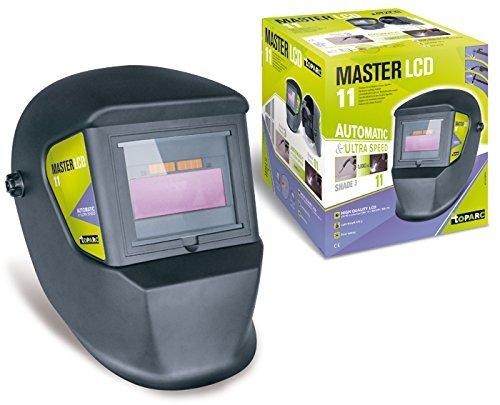 Master lcd al mejor precio de amazon en savemoney master lcd auto darkening welding helmet malvernweather Images
