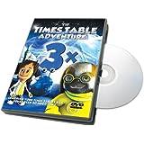 Times Table Adventure 3X Table : Professor Dougal's Arctic Laboratory [DVD]