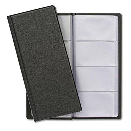 Visitenkartenmappe für 256 Karten STAR-LINE® / Kompakte Größe zur Aufbewahrung von Visitenkarten, Platzsparend mit Übersichtliche Kartenhüllen/ Ideal als Visitenkartenbuch für Büro & Praxis
