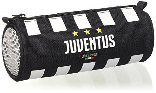 Estuche Escolar – Juventus – Blanco et Negro