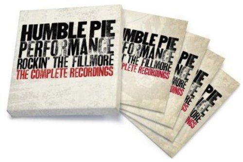 Rockin' the Fillmore the Complete Recordings Mercury Pie
