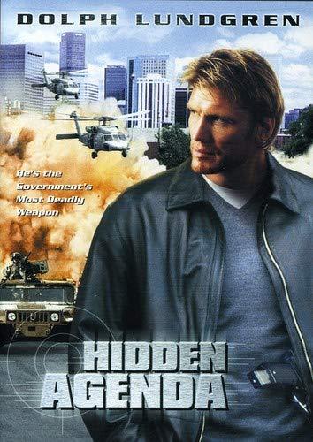 Hidden Agenda [Import USA Zone 1]