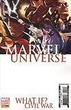Marvel Universe, N° 3 - 2013 what if civil war