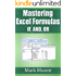 Mastering Excel Formulas IF, AND, OR