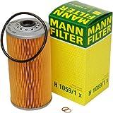 MANN-FILTER H10591X Ölfilter