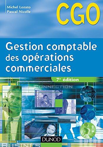 Gestion comptable des opérations commerciales - 7e édition - Manuel