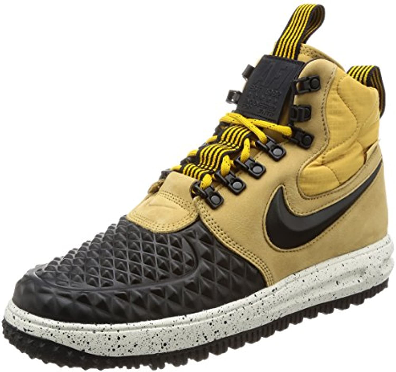 Nike Lunar Force 1 Duckboot 17 916682 701 Herren Boots High Top Air Sneaker Stiefel Leder Lunarlon Wasserabweisend