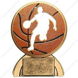 tecnocoppe trofeo Baloncesto H 12,00cm premiazione Baloncesto