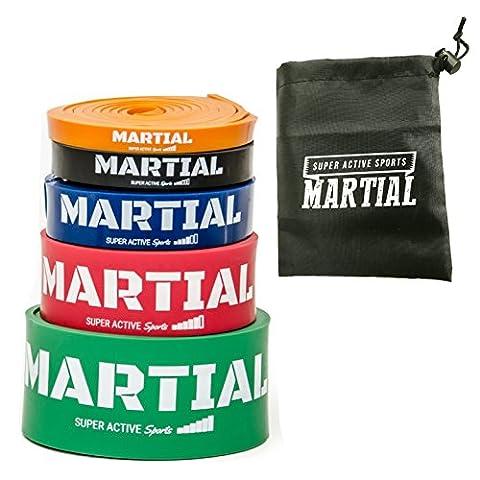Bandes élastiques de fitness & Bracelet En Caoutchouc pour entraînement efficace - Bandes de résistance & de force parfaite pour tout le corps