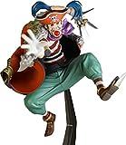 Banpresto One Piece figuren Buggy SCultures BIG Zoukeiou 4 vol.4