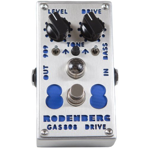 RODEN BERG ELECTRONIC DE GAS 808 NG – OVERDRIVE