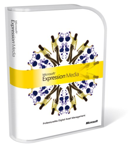 Microsoft Expression Media Upgrade (PC+MAC)