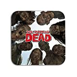 BigBazza The Walking Dead TV-Schutzhülle, Kaffee, Tee, Tasse, Becher, Untersetzer, aus Metall