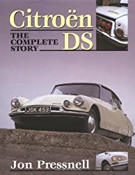 Citroen DS: The Complete Story (Crowood AutoClassic)