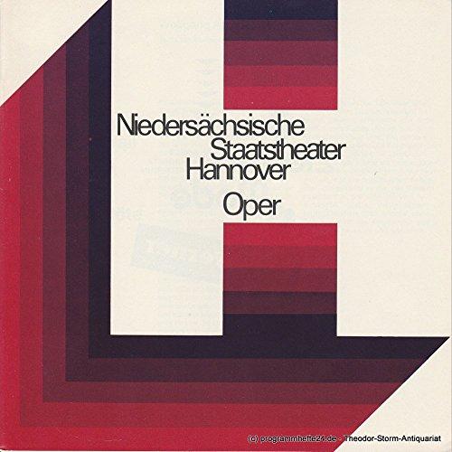 (Programmheft Die Zauberflöte. Heft 4 der Spielzeit 1970 / 71 Herausgegeben zum 31. August 1970)