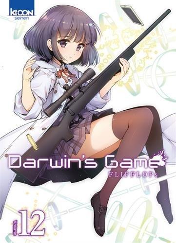Darwin's Game T12 (12) par Flipflop's