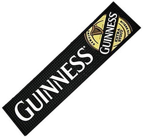 signs-unique Guinness Etikett PVC Bar Matte (sg)