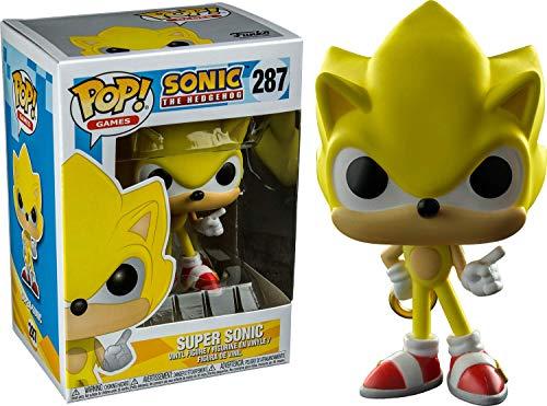 Funko–Sonic Idea Regalo, Statue, collezionabili, Comics, Manga, Serie TV,, 20326
